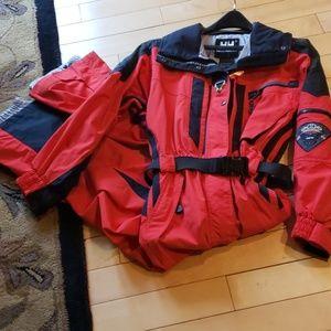 Helly Hansen ski suit